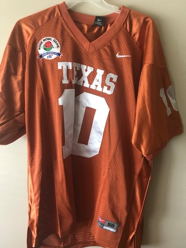 Used Vince Young Texas Jersey for sale in McDonough - letgo a51c740d3