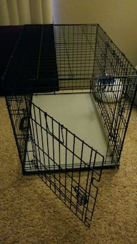 Large dog kennel Colorado Springs, 80916