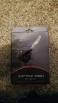 Headset for PS3