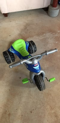 Blue and green fisher-price plastic trike Frederick, 21703