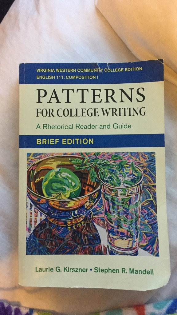 Patterns For College Writing book