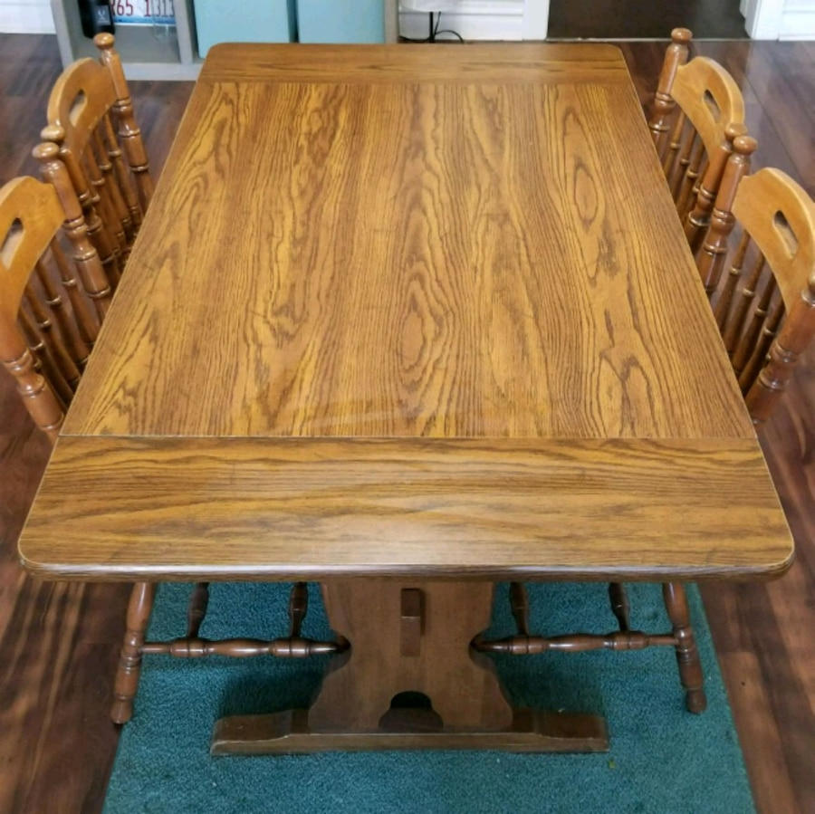 used table and 4 chairs for sale in chicago letgo rh gb letgo com