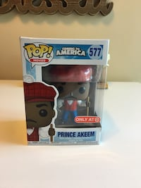 Prince Akeem Target Exclusive Funko Pop Knoxville, 37921