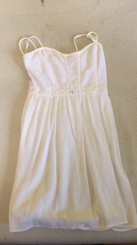 White dress Alexandria, 46001