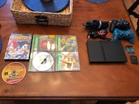 Refurbished Playstation 2 w/ games Washington