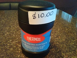 Thermo - Stainless Steel Food Jar 10oz /290ml