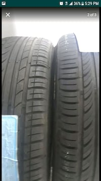 2 Tires IRONMAN 195/60R15 BRAND NEW Herndon
