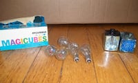 GE Magicubes And GE Flashbulbs Lot