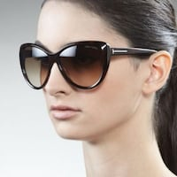 Tom Ford cat-eye solbriller
