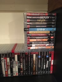 Ps3 game collection Cottonwood Heights, 84121