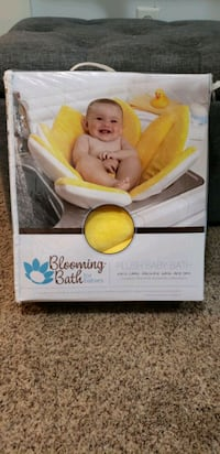 Blooming Bath for babies Sunflower  $20