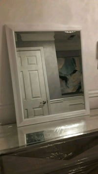 White Homedepo Mirror  District Heights, 20747