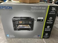 Epson all in one printer-like new