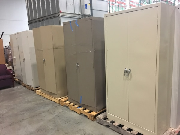 2-Door Storage Cabinets, 2 for $250 446a66a5-4590-414b-87a8-2353775a8001