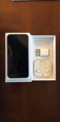 space gray iPhone 6 set with box Ashburn, 20147