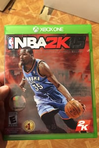 Nba2k15 Xbox one  Alexandria, 22303