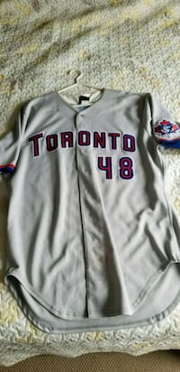 Paul quantril canadian pitcher game wore Jersey  Toronto, M1C 5A2