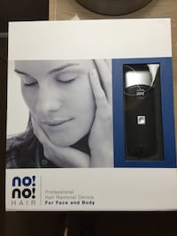 NO NO Hair Removal System.  Langley, V2Y 0H5