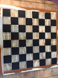 Marble chess board Edmonton, T5B 3N8