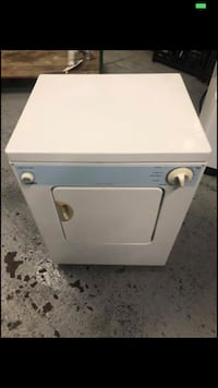 Kenmore Electric Compact Dryer, 120V, White, 24x20x31, model M84722. Baltimore, 21205