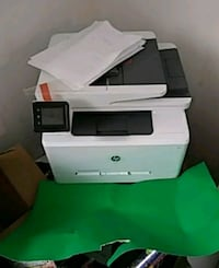 New hp color laser m281fwd