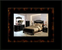 11pc Ashley bedroom set Alexandria, 22305