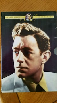 Alec Guinness collection  Radford