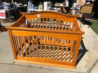 Price drop! Crib for sale with mattress Beaumont, 92223