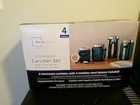 stoneware canister set Hillcrest Heights, 20748