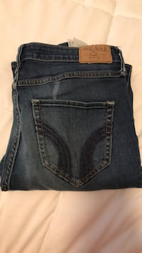 hollister skinny jeans  Great Falls, 59405