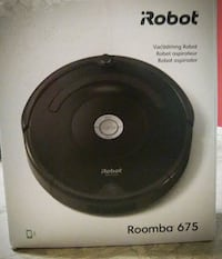 New Roomba 675 with wifi  Sherwood Park, T8A 4H8