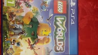 PS4 Lego Worlds 6787 km