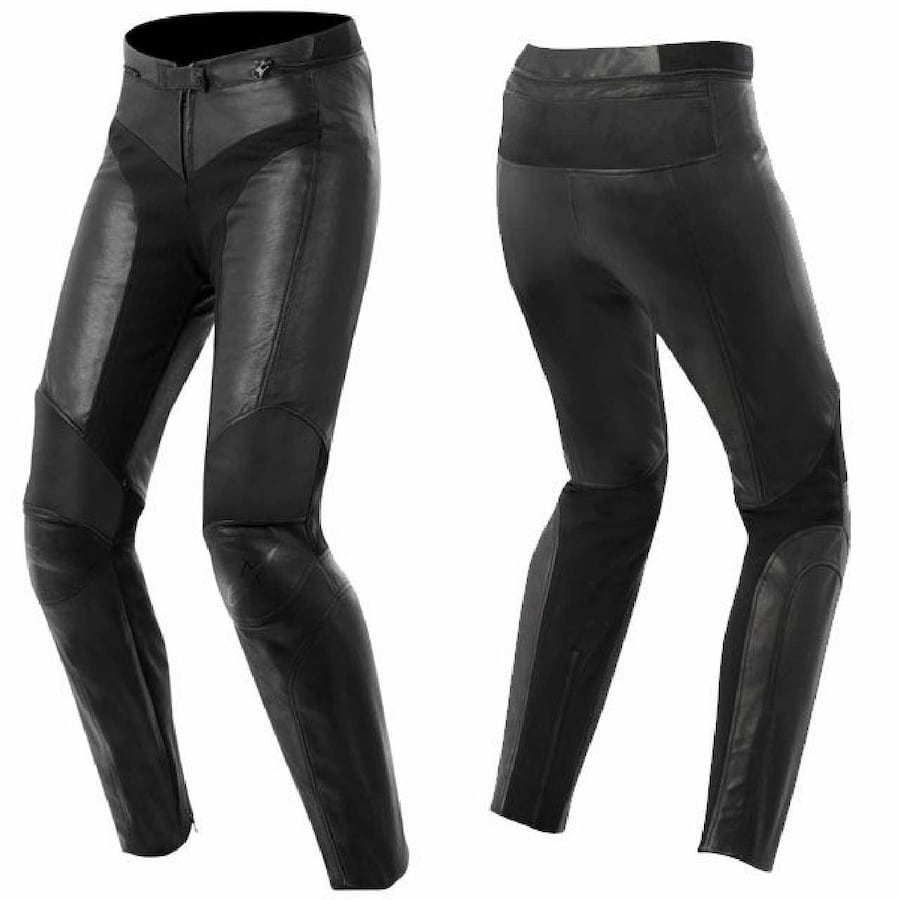 Motorcycle leather pant