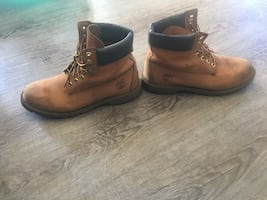 Timbs boots
