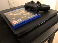 Playstation 4 slim (1TB) 5973 km