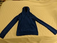 Abercrombie & Fitch Men's Blue Hoodie Ashburn