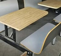 brown wooden table with chairs Fresno, 93728