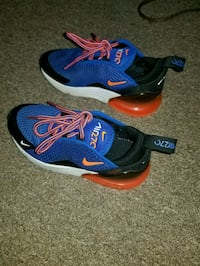 Kids Nike Air max 270- size 12c Hagerstown