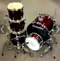 KIT COMPLET LUDWIG À VENDRE avec Cymbales  Montreal, H3N 2S5