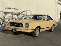 1977 Ford Mustang II Benicia