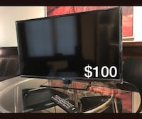 """Tcl 32"""" led with remote control"""