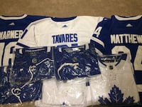 Toronto Maple Leafs Jerseys SALE $70 each 6 Player Names Oakville
