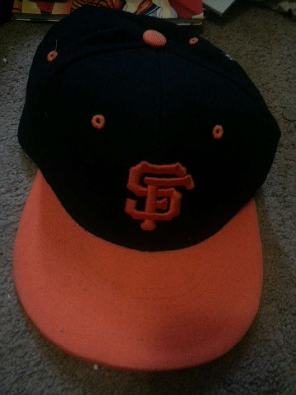 6933837aab85c Used Giants baseball hat for sale in Los Banos - letgo