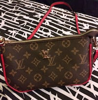 Authentic Louis Vuitton Pochette Small Shoulder Bag
