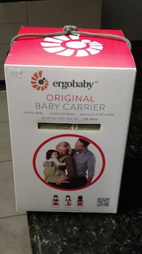 Ergobaby original baby carrier (new)