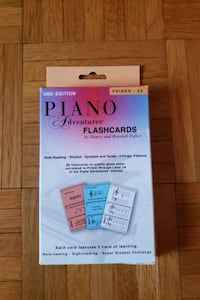 Piano Flashcards Poway, 92064