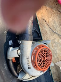 Stihl blower stihl concrete saw and echo got 220 weed eater