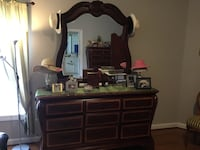 Chest of Drawers and Large Mirror Alexandria, 22303
