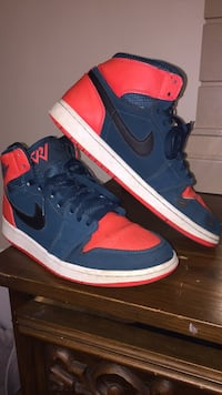 Russell Westbrook air Jordan 1s. Vancouver, V5T 2A3