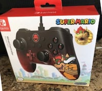 PowerA Wired Controller for Nintendo Switch - Bowser Scottsdale, 85250